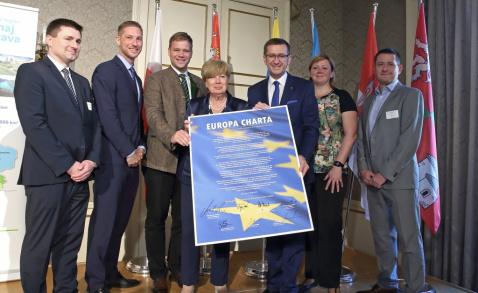 Fachkonferenz der Europaregion