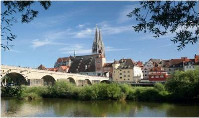 Foto: Stadtansicht Regensburg / Regensburg Tourismus GmbH