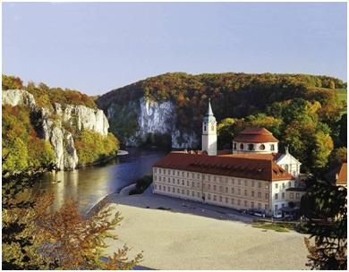 Kloster Weltenburg / Tourismusverband Kelheim